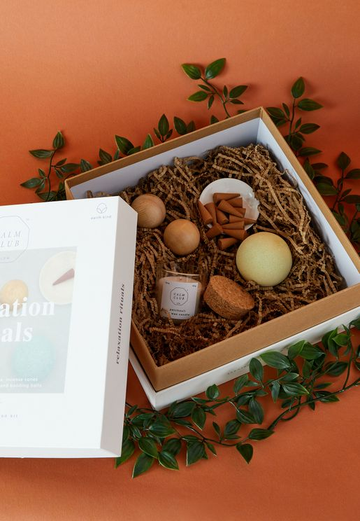 Relaxation Rituals Pamper Pack