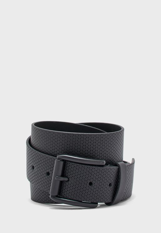 Allocated Hole Belt