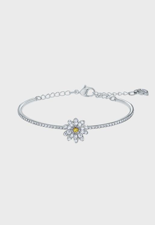Eternal Flower Charm Bracelet