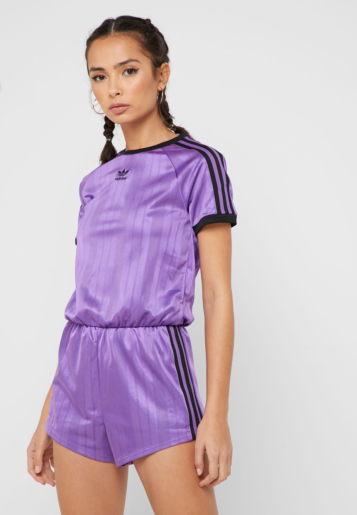 3 Stripes Playsuit