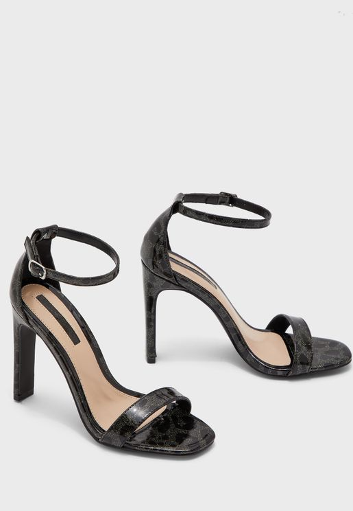 Sallie Barely There  Heel Sandal