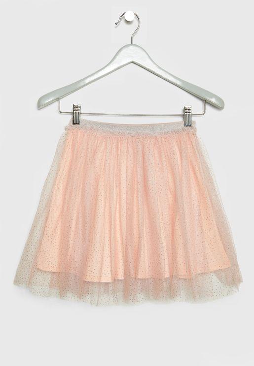 Kids Tulle Skirt