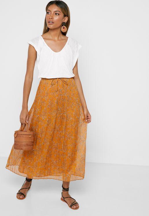 c5d5e4f1f1 Mango Skirts for Women | Online Shopping at Namshi UAE