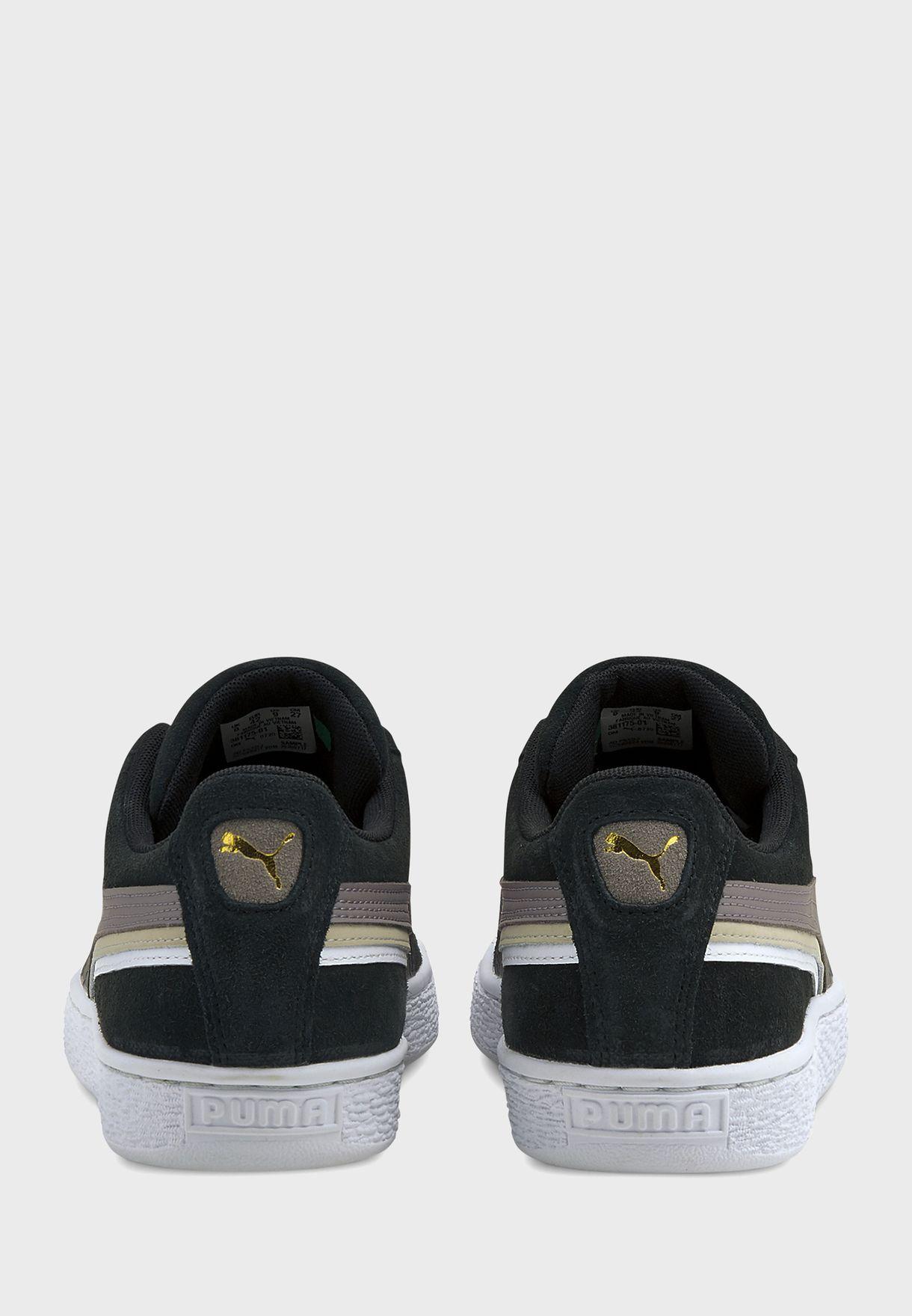 حذاء سويد تريبليكس