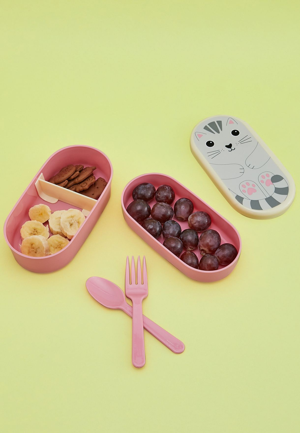 Nori Cat Bento Lunch Box