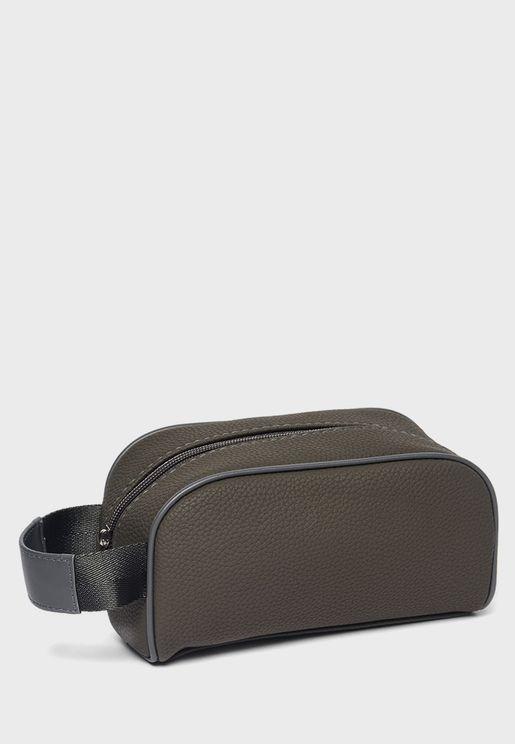 Plain Cosmetic Bag