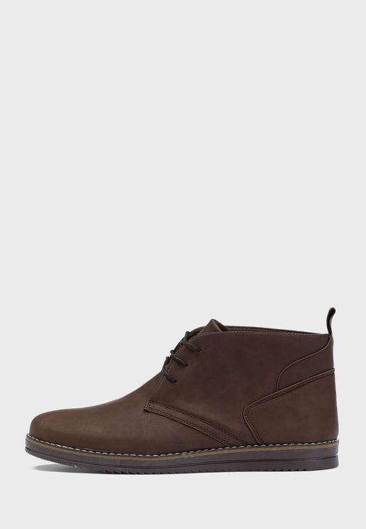 Formal Ankle Boot