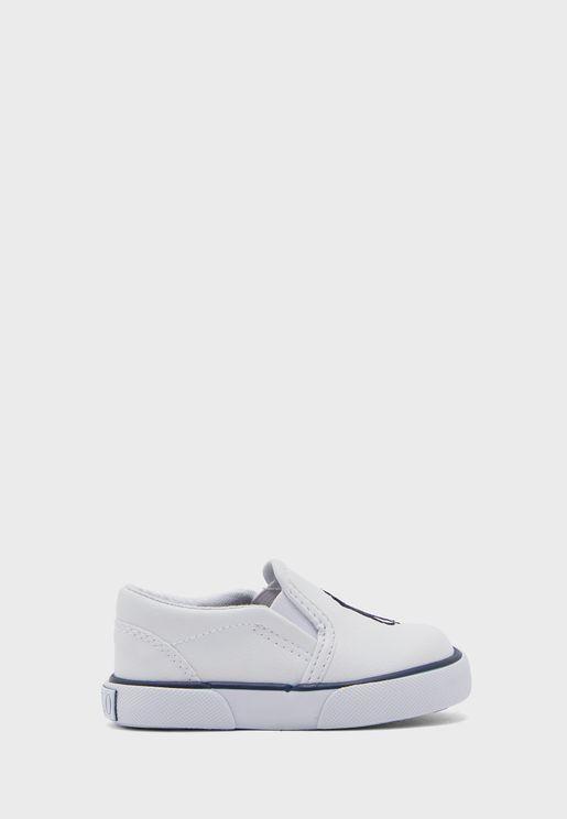 حذاء جلد للاطفال