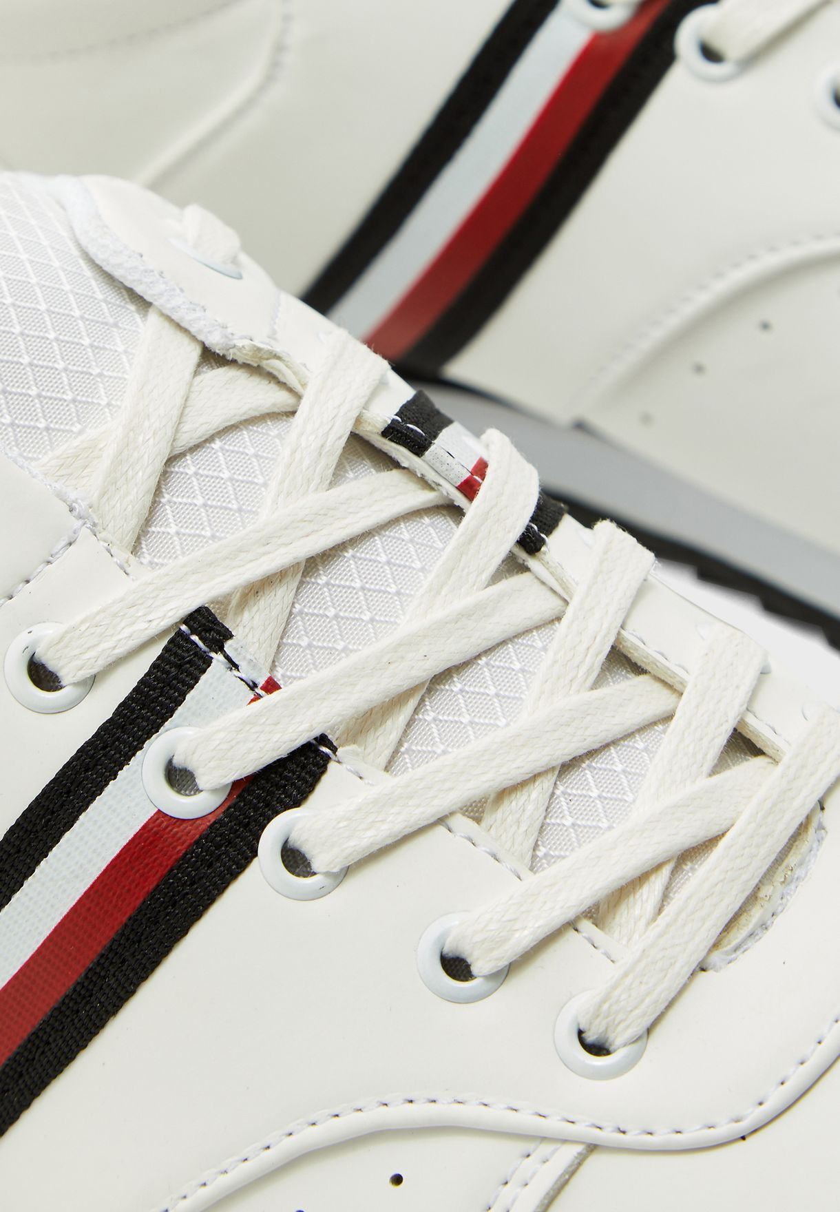 Sawtooth Sole Sneakers