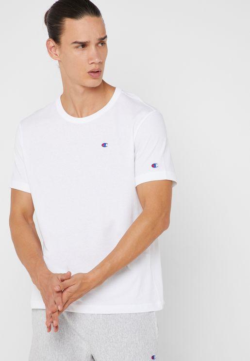 Reverse Weave T-Shirt