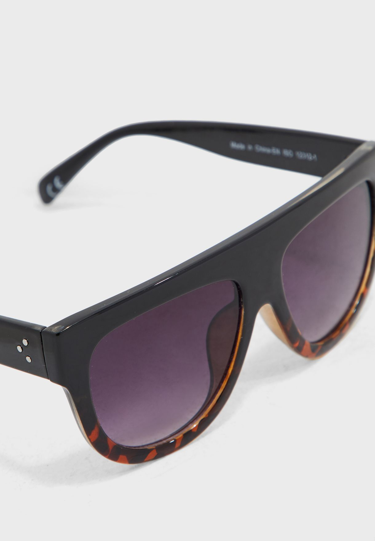 Elise Grad Flat Top Sunglasses
