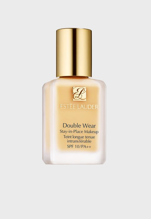 Double Wear Stay In Place Foundation-Cool Bone