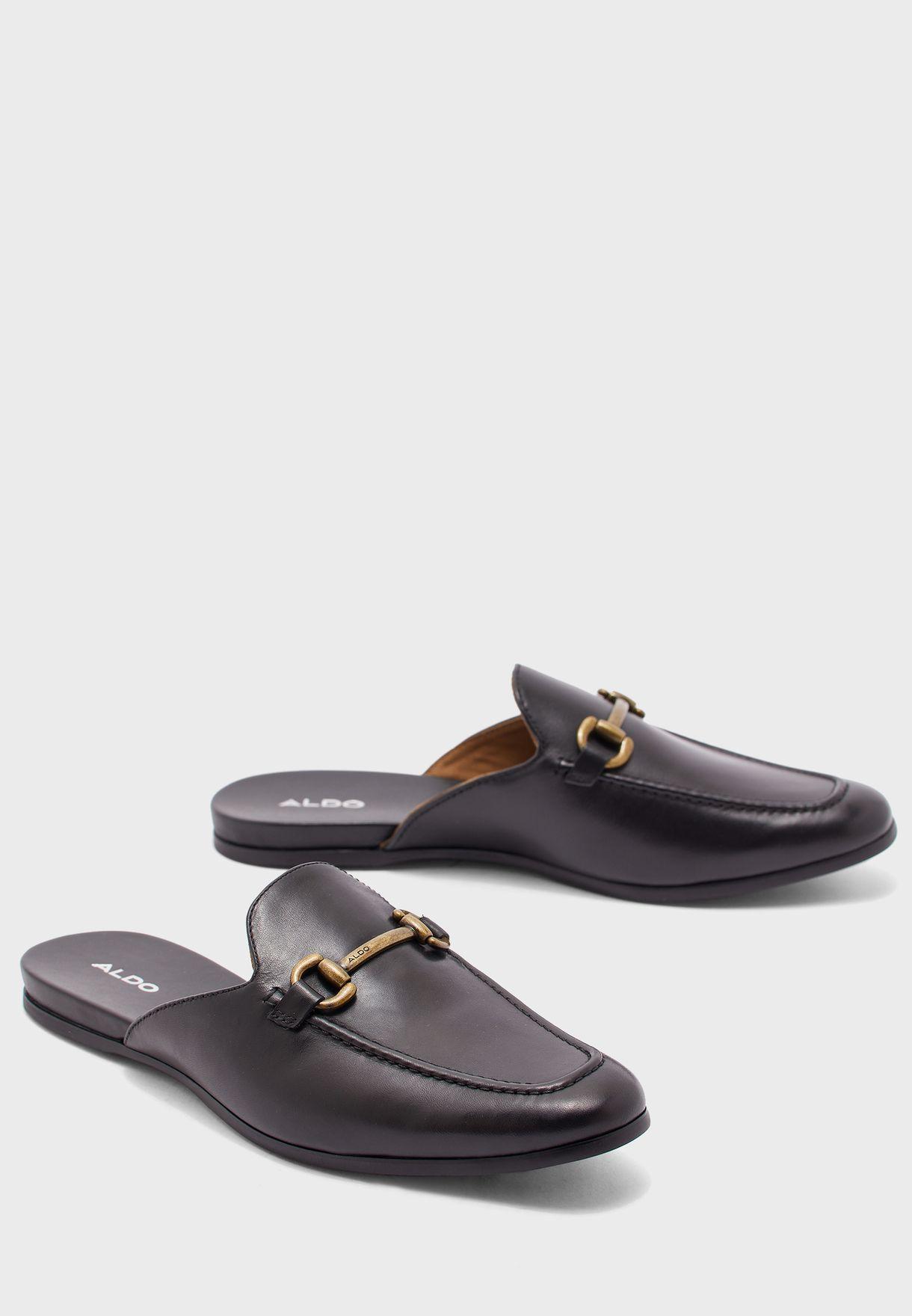 حذاء لوفرز مبطن
