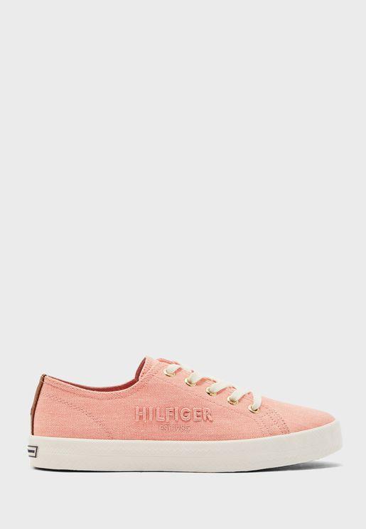 حذاء سنيكرز كانفاس