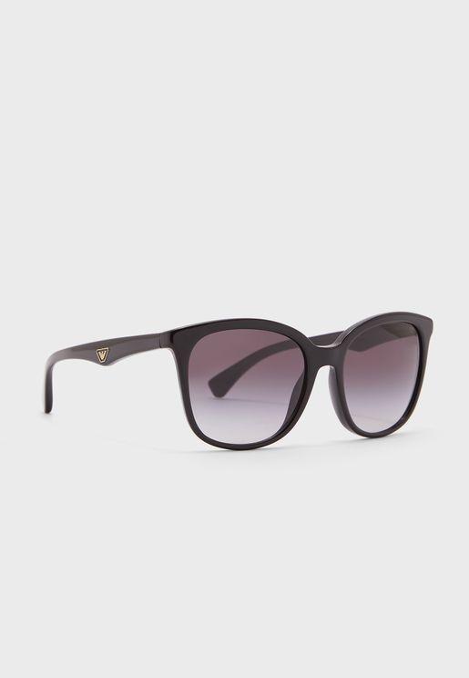 نظارة شمسية كبيرة 0Ea4157