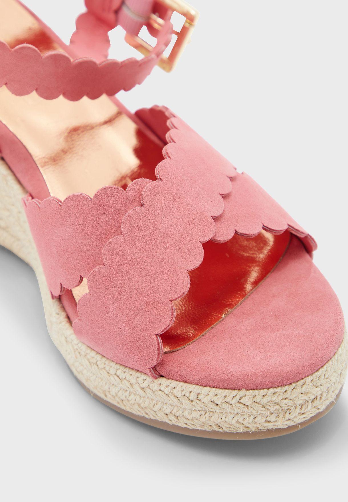 Selanas Wedge Sandals