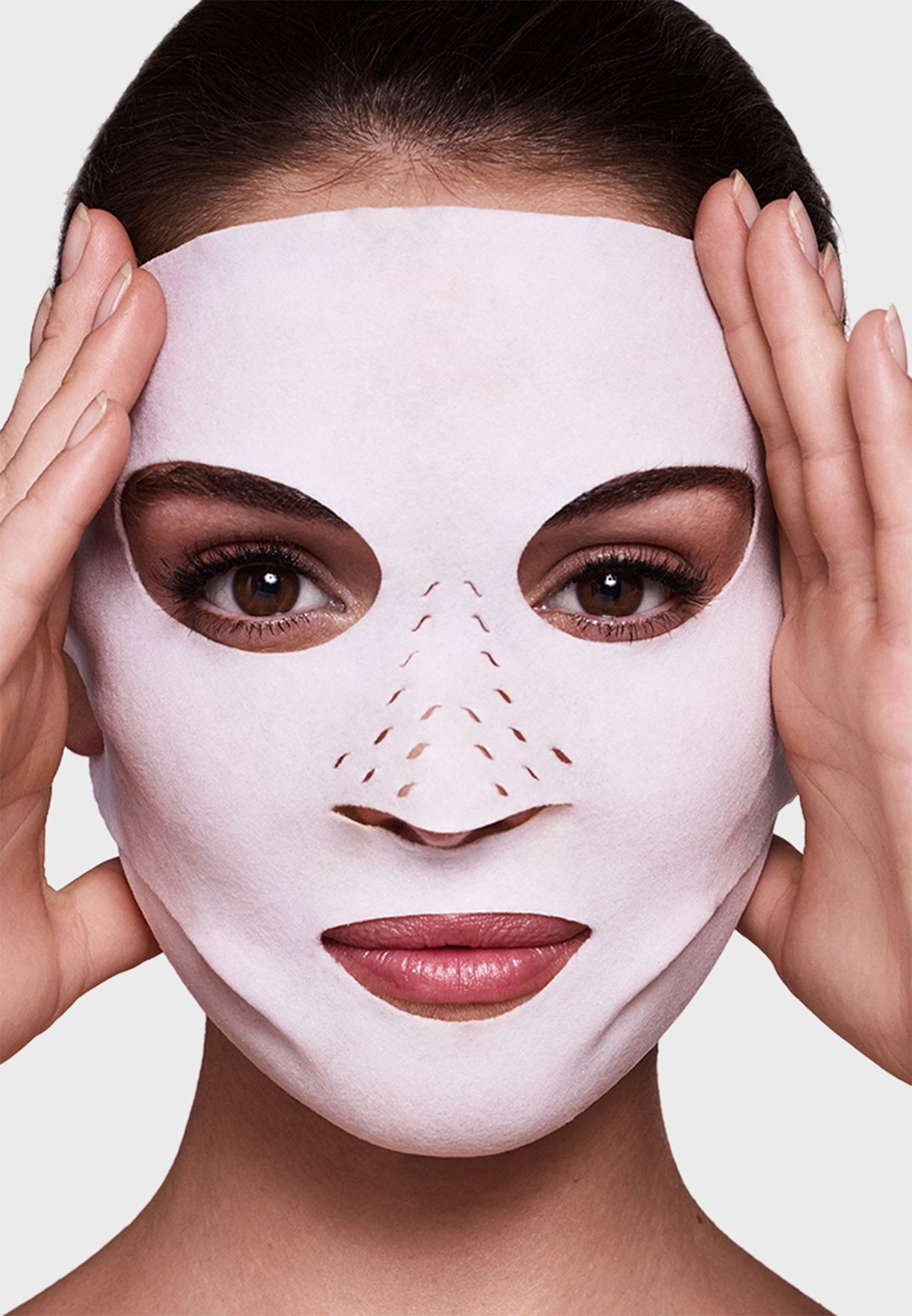 Instant Facial Dry Sheet Mask