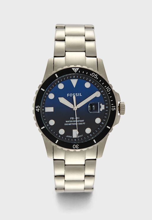 Fb - 01 Analog Watch