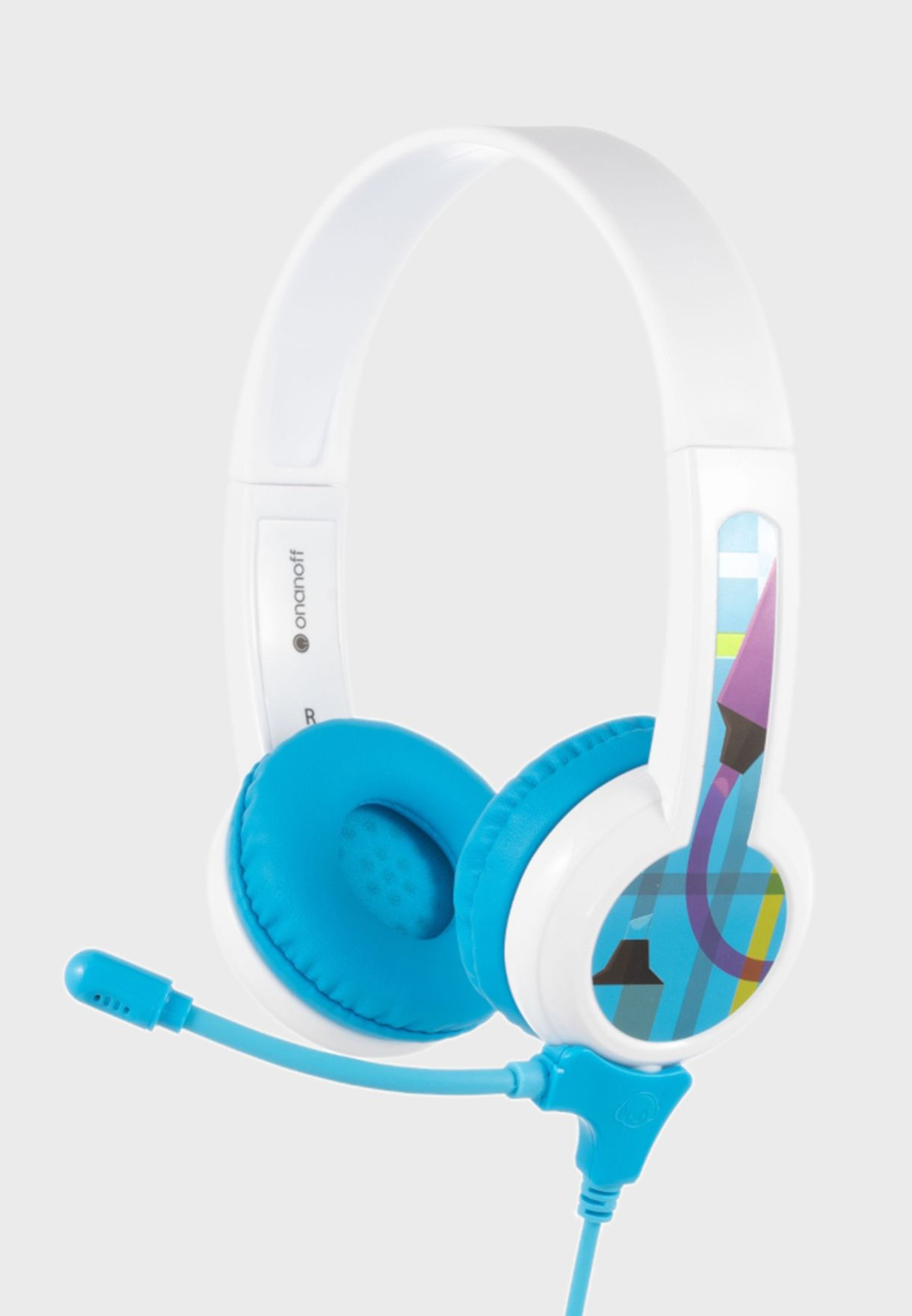 Studybuddy Wireless Headphone With Mic
