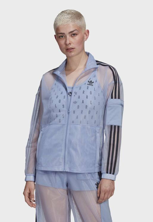 Essential Mesh Track Jacket