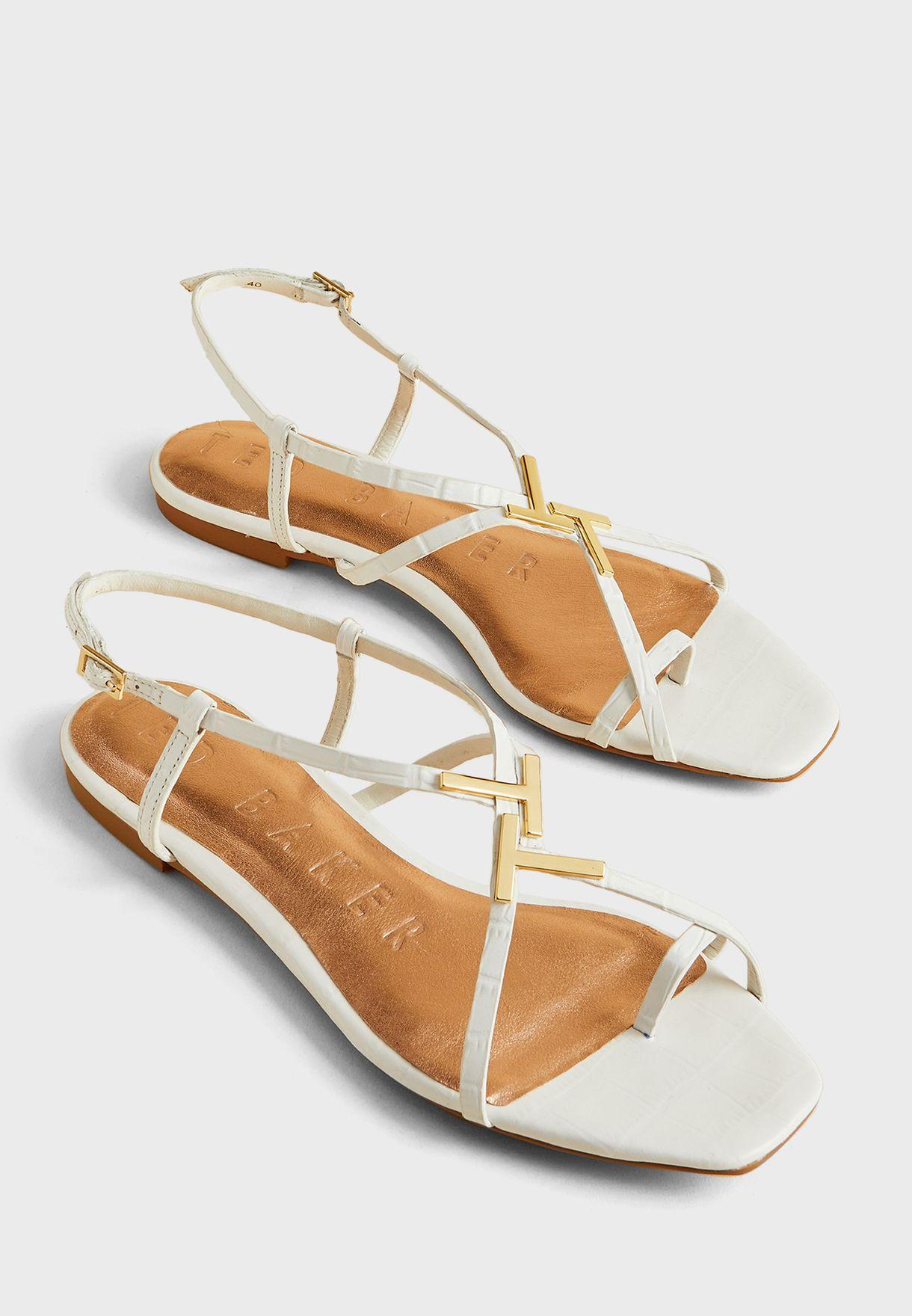 Lerinna Pergola Flat Sandal
