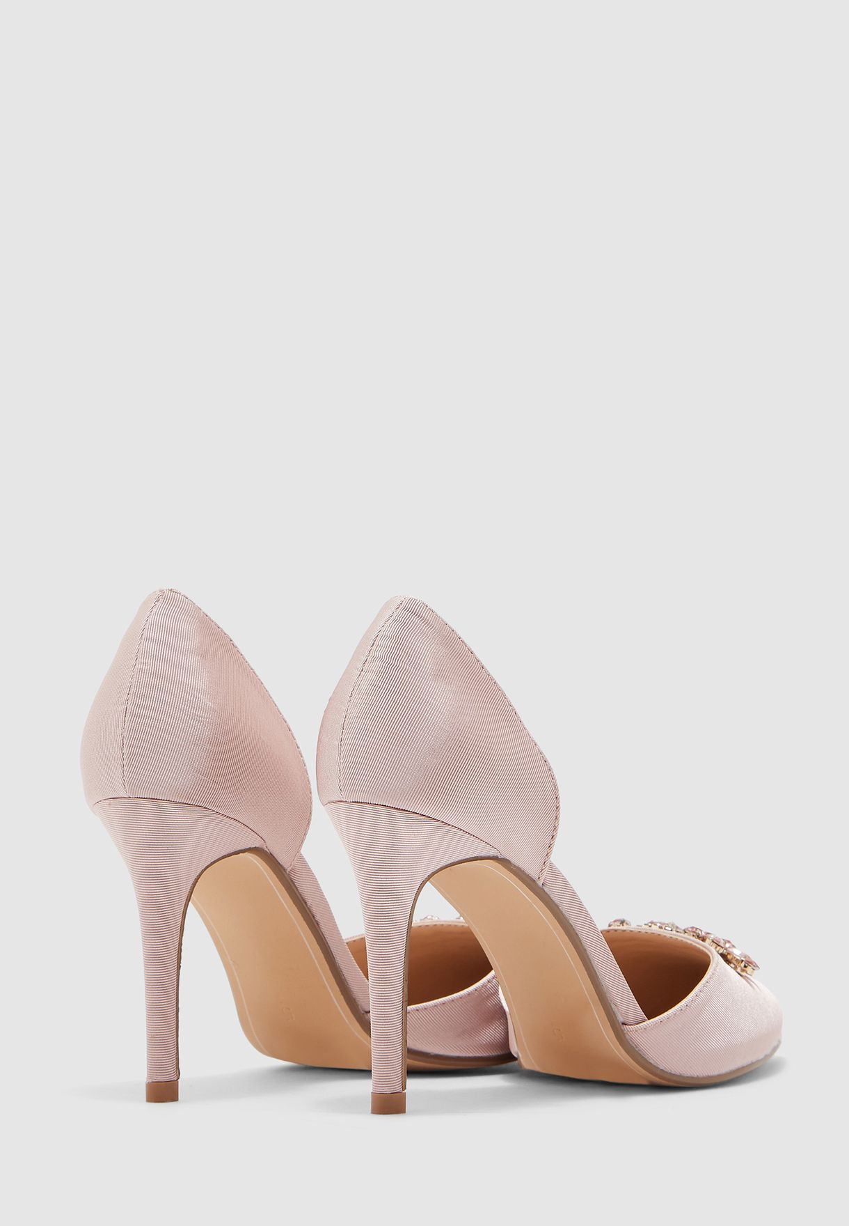 Graciella Jewel Trim Pump