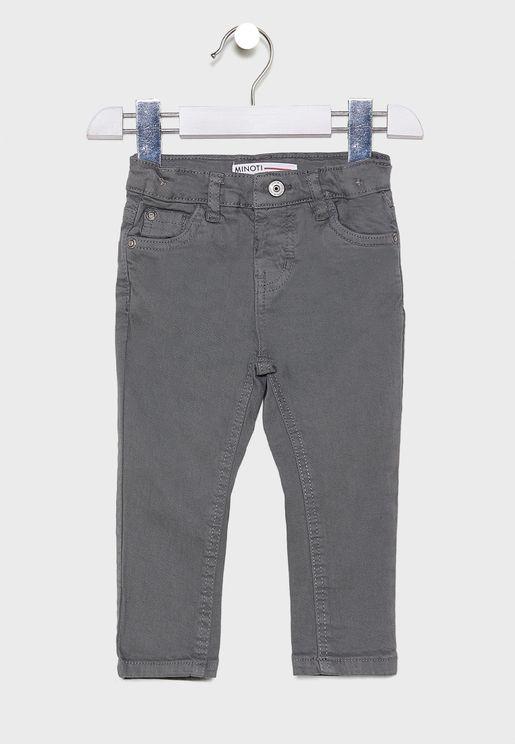 Infant Slim Twill Pants