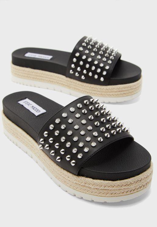 Tazer-S Mid Heel Platform Sandal