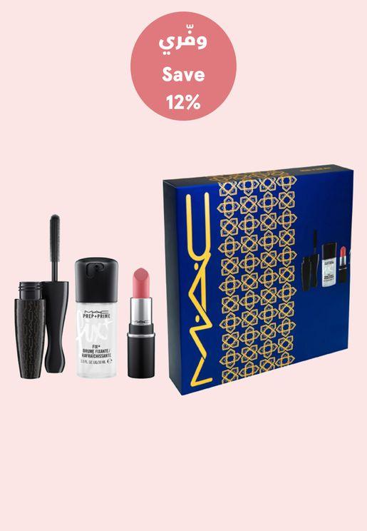مجموعة ميني اللون الوردي، توفير 12%