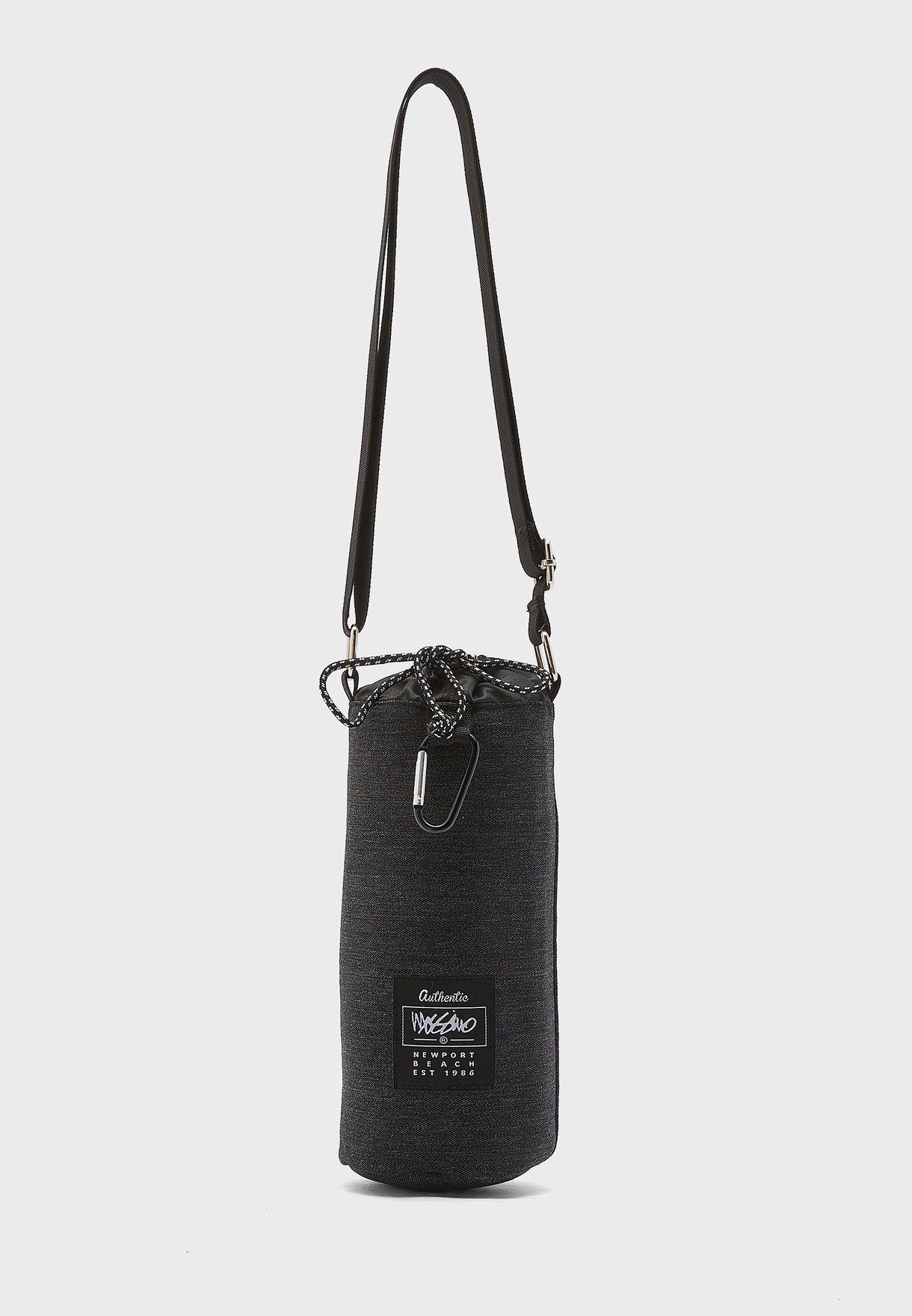 Logo Bottle Bag