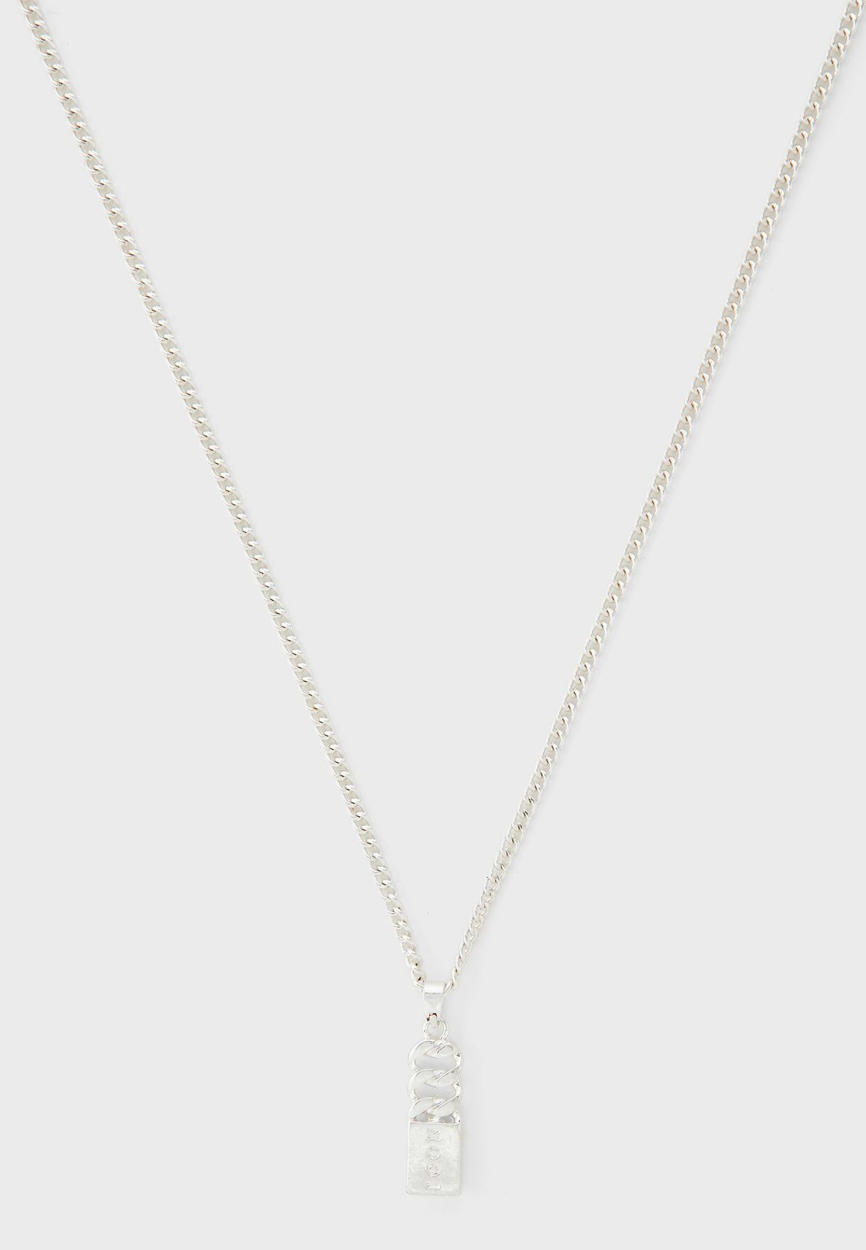 Curb Merge Necklace