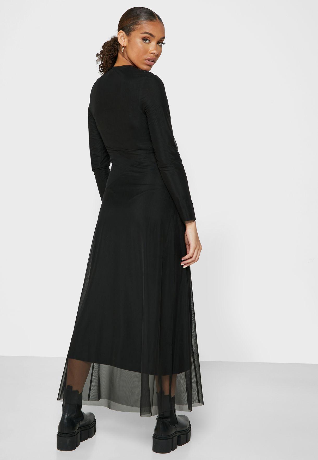 فستان ماكسي