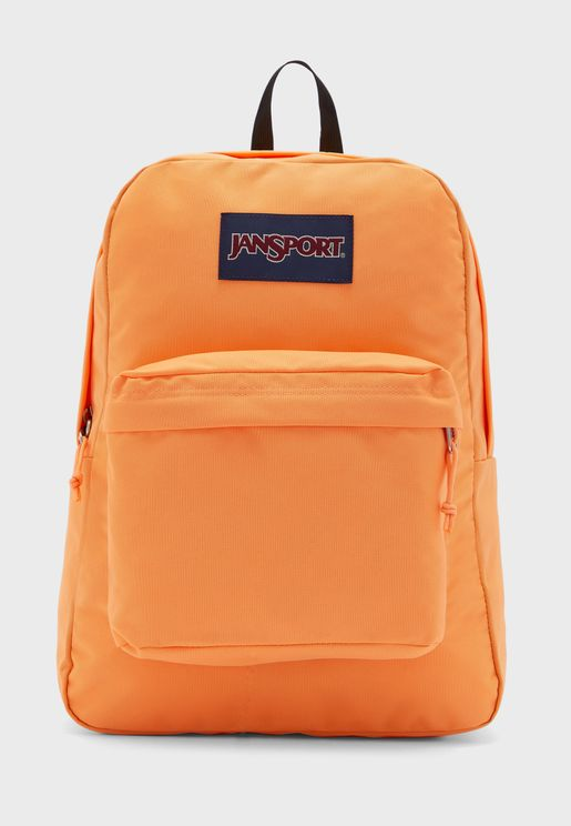 Superbreak Logo Backpack