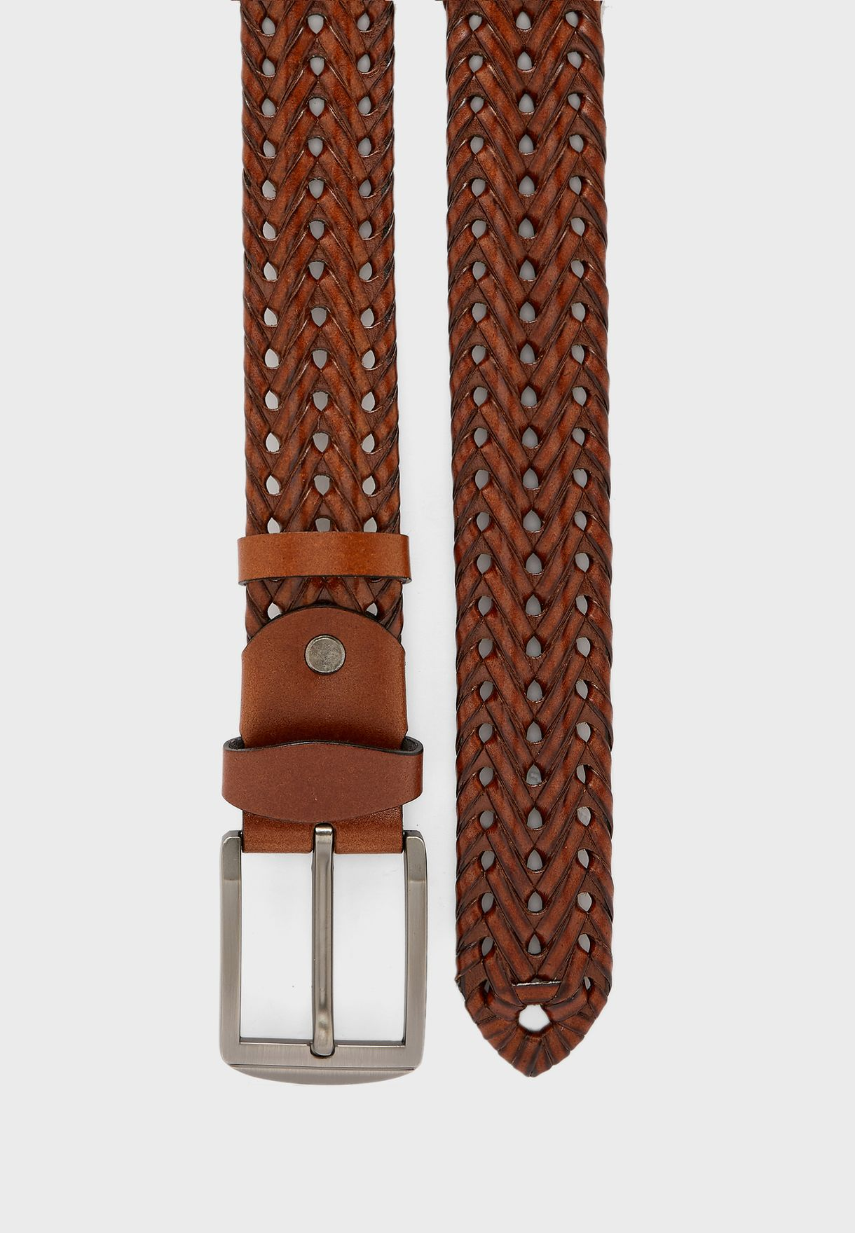 Casual Genuine Leather Belt