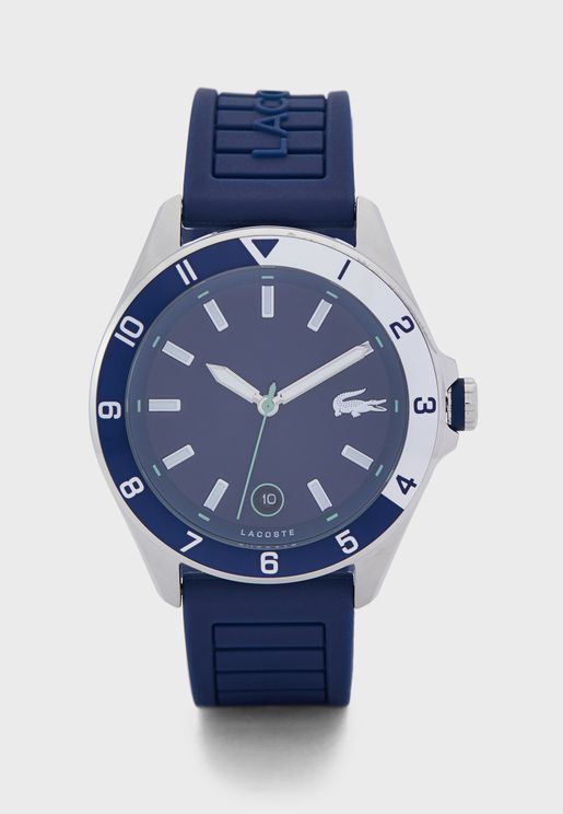 Tiebreaker Analog Watch