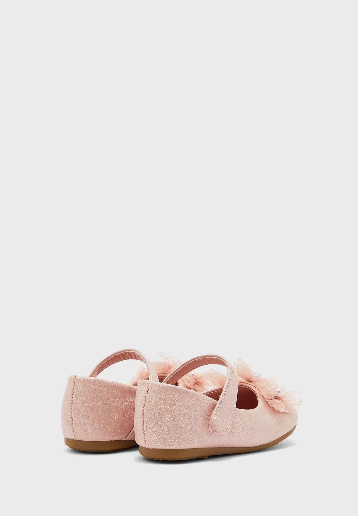 Infant Flower Detail Ballerina