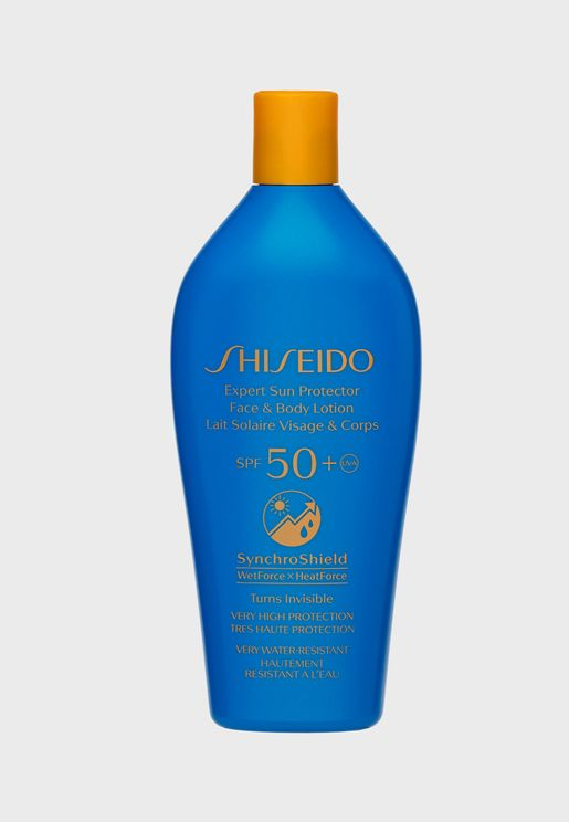 Expert Sun Protector Face And Body Lotion Spf50+