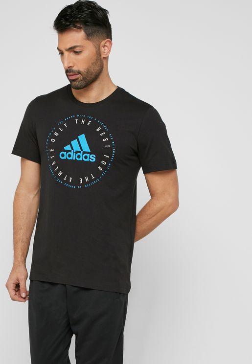 c89d4c4587da adidas T-Shirts and Vests for Men