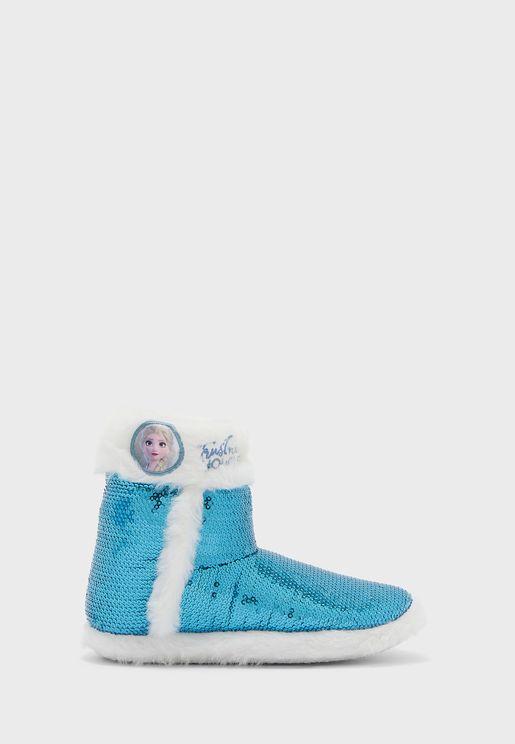 Kids Frozen 2 Boots