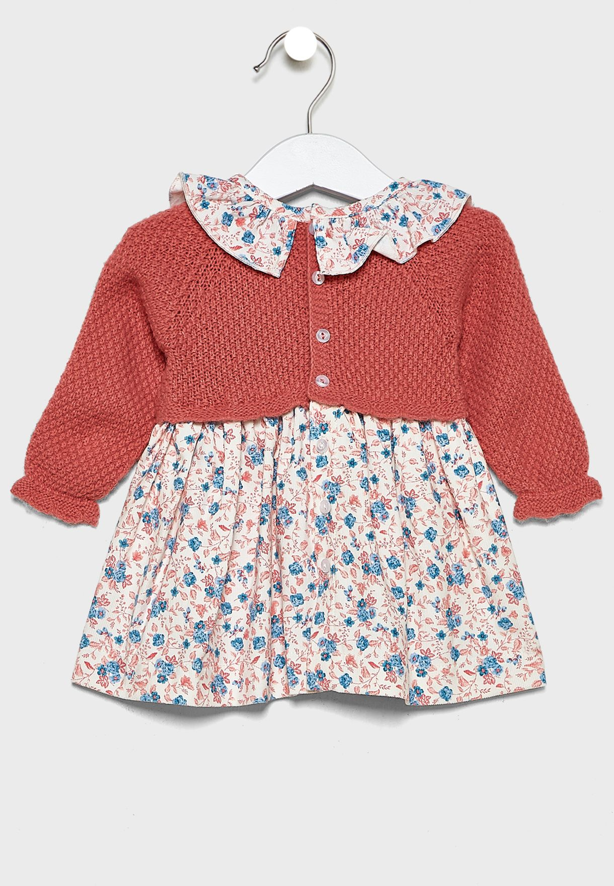 Infant Printed Dress