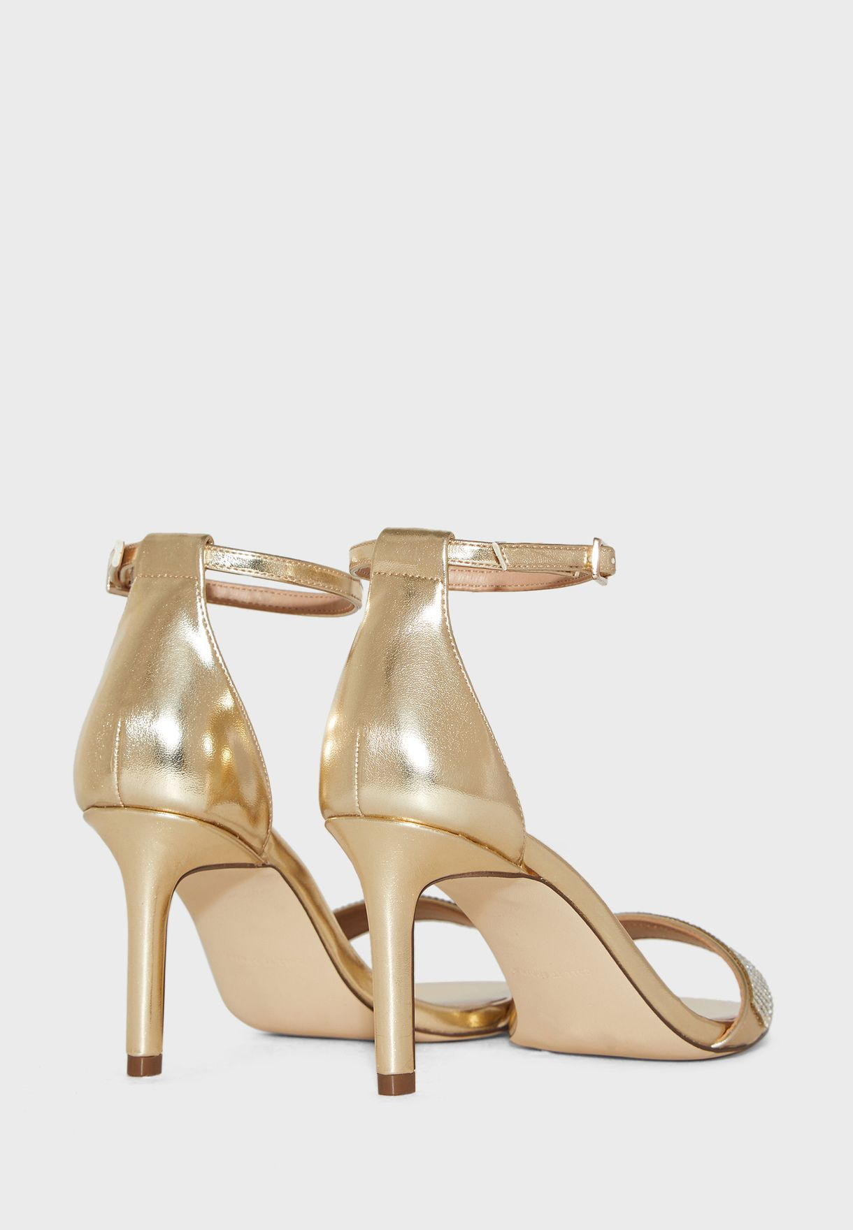 Kendraa Ankle Strap High Heel Sandal