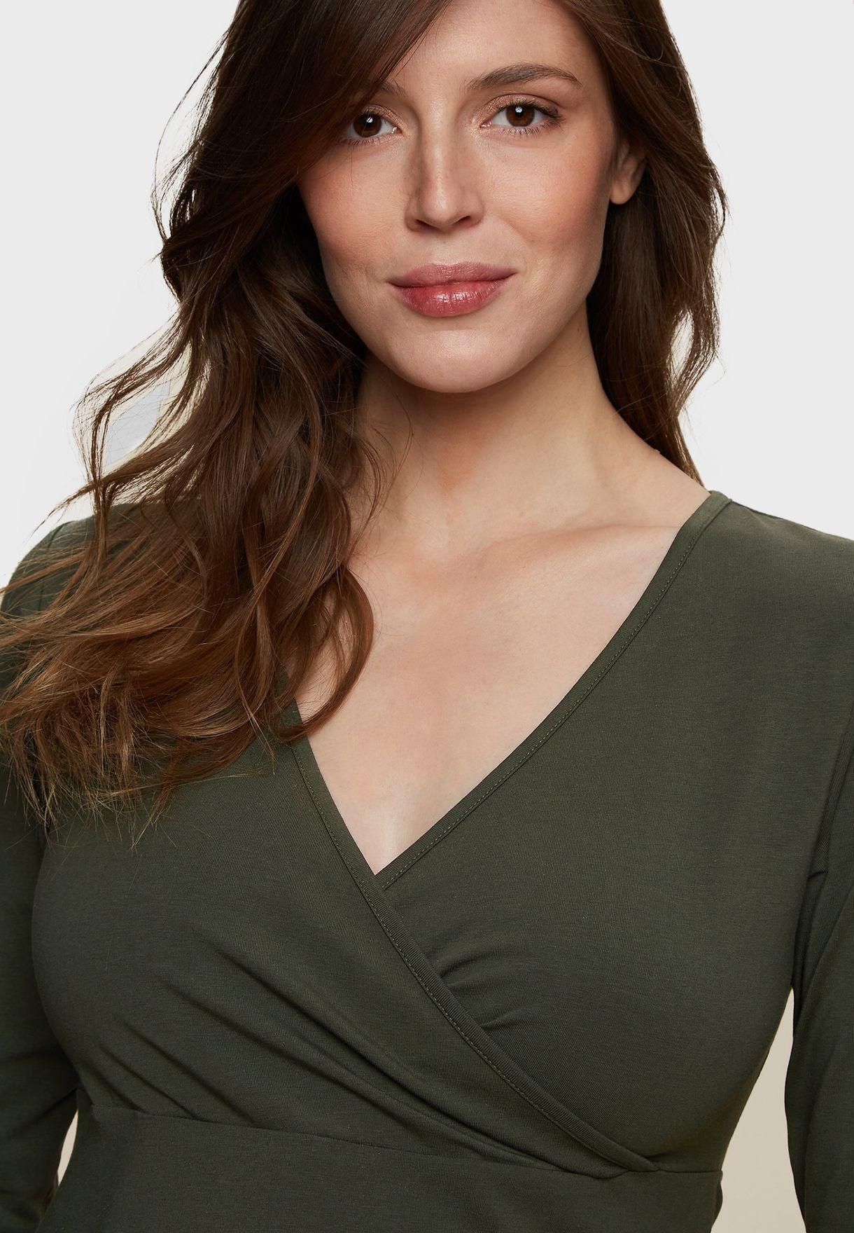 3/4Th Sleeve Dress