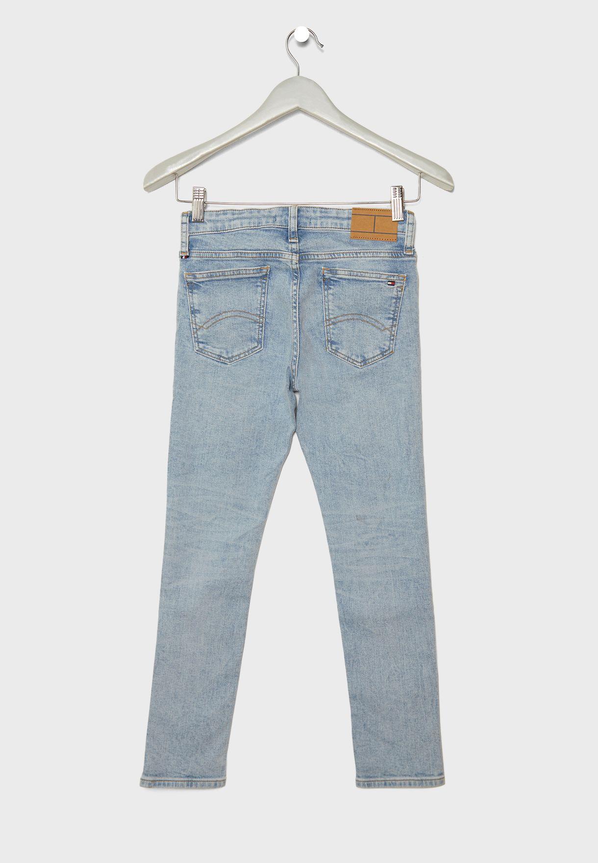Teen Simon Jeans
