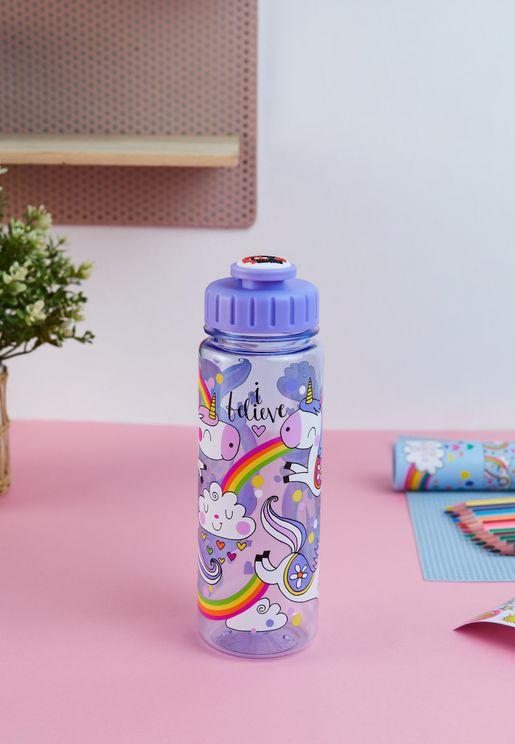 Unicorns & Rainbows Water Bottle