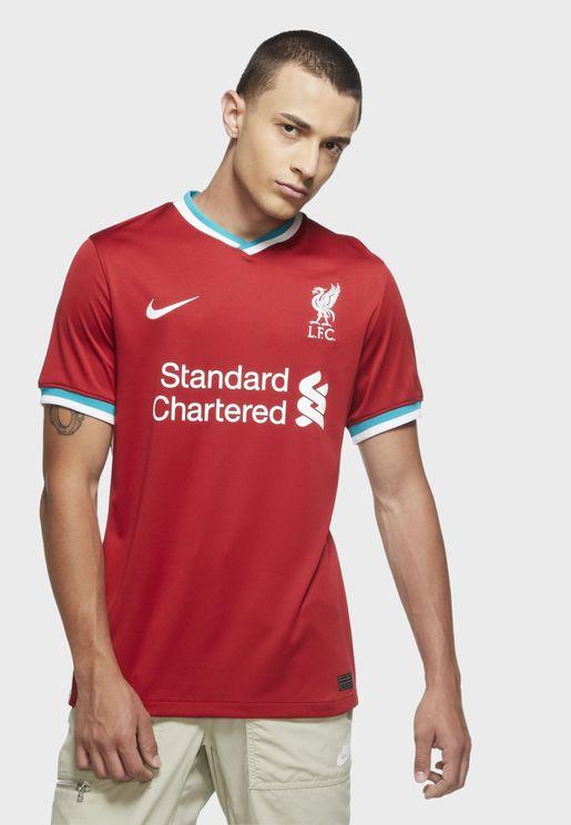 Liverpool Stadium Home 20/21 Jersey