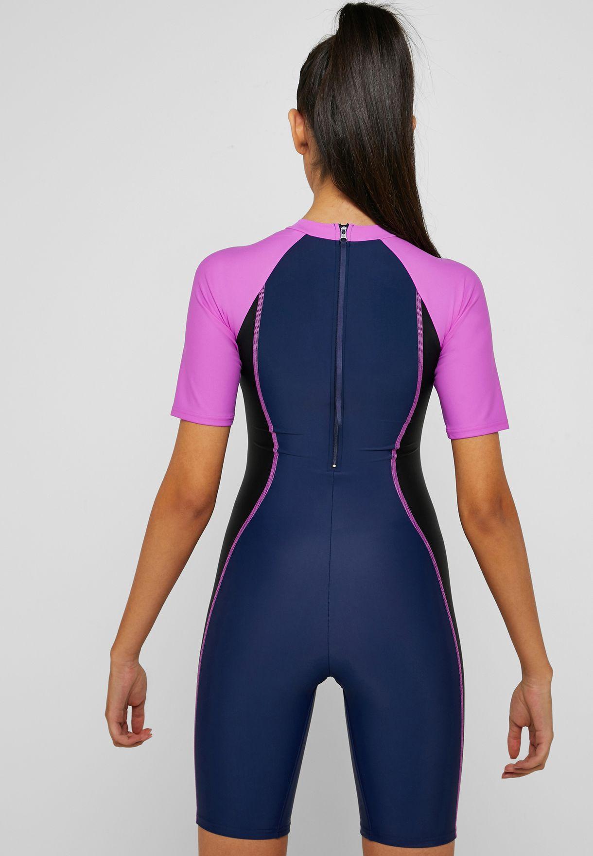 Essential Splice Swimsuit