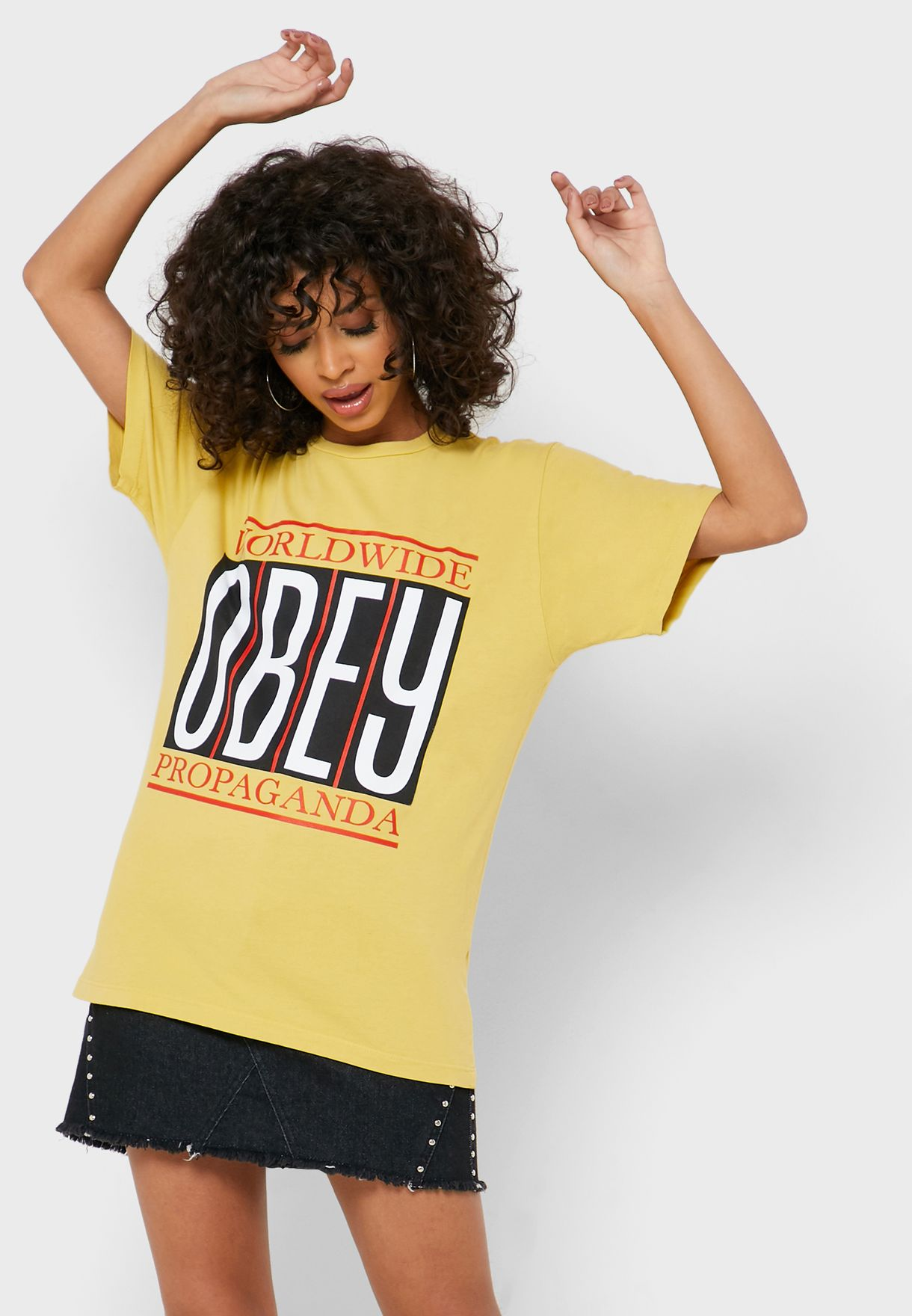 Obey Womens Verticle