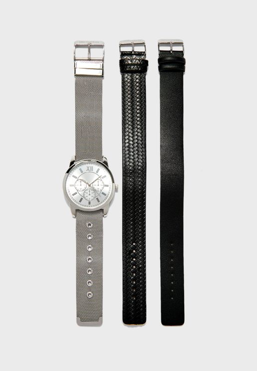 Carvide Analog watch