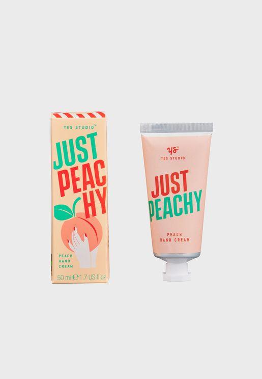 Hand Cream Peach