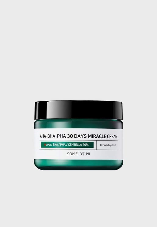 Aha Bha Pha 30 Days Miracle Cream